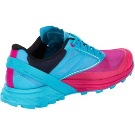 Dynafit Alpine Shoes Women, blauw/roze